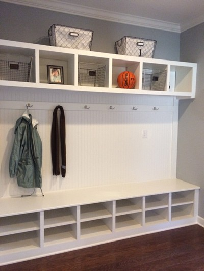 Mud Room Lockers