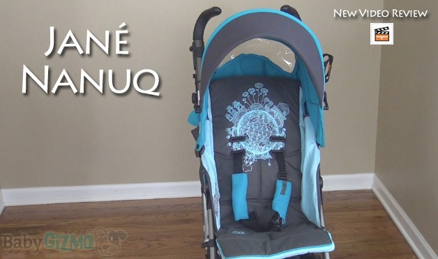 Jané Nanuq Stroller Spotlight Video Review