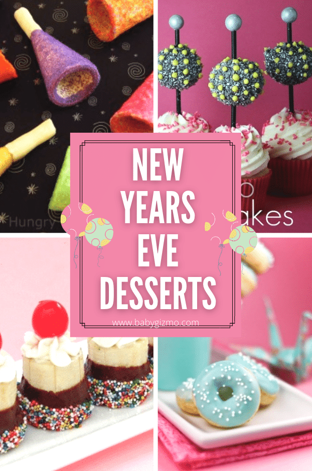 new years eve desserts