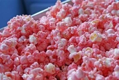 pink popcorn Valentines Day gifts
