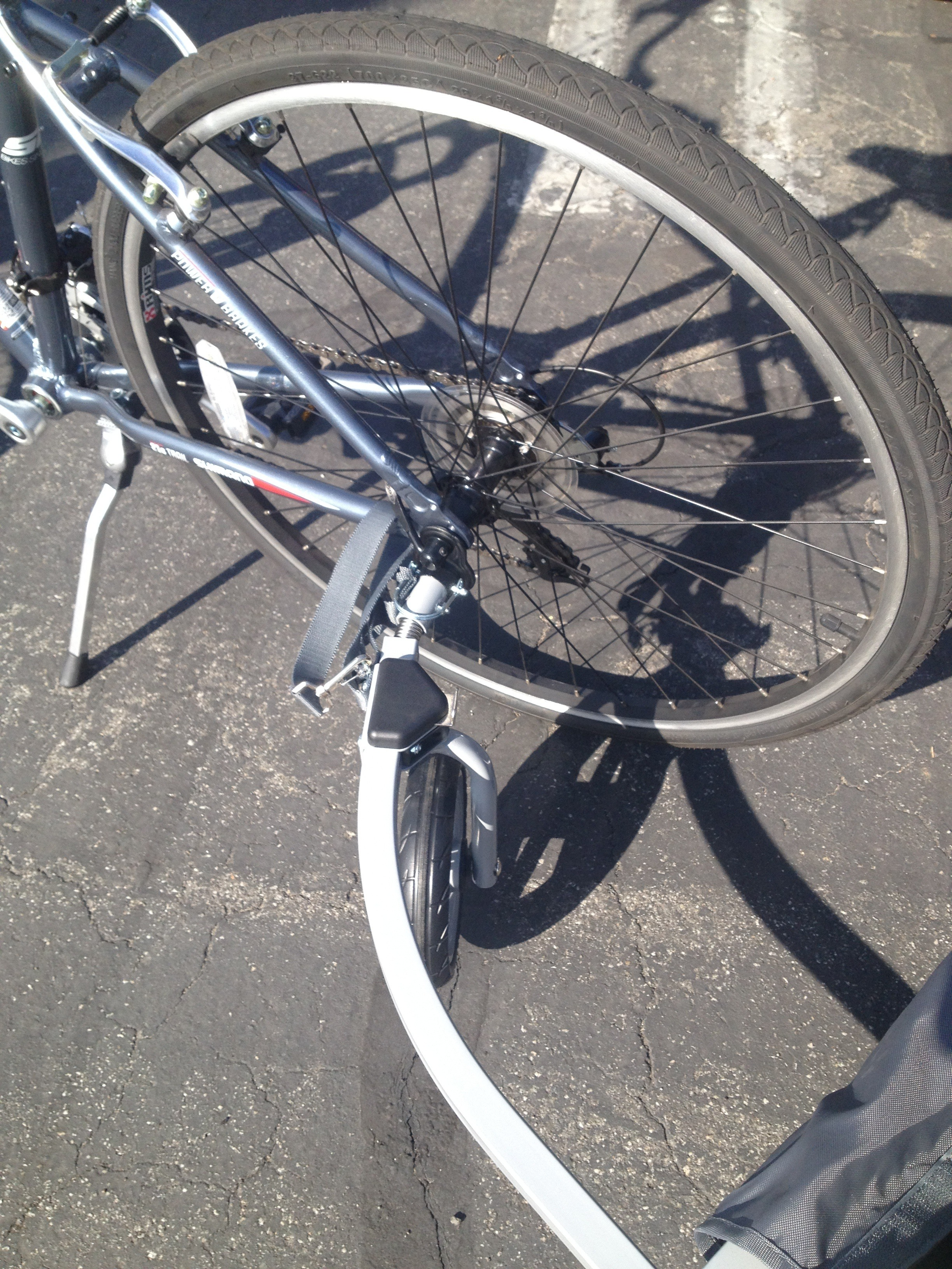 Product Review: InStep Sierra Double Bicycle Trailer ...