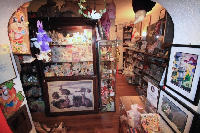 The bunny museum