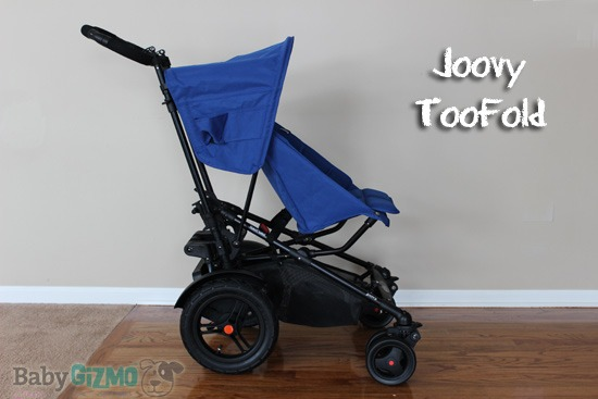 JoovyTooFold Joovy TooFold Spotlight Video Review