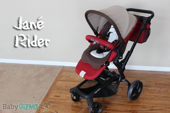 Jane Rider Stroller Spotlight Review (VIDEO)