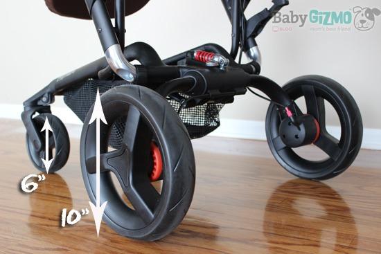 Jane Rider Wheels