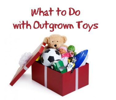 Outgrown Toys