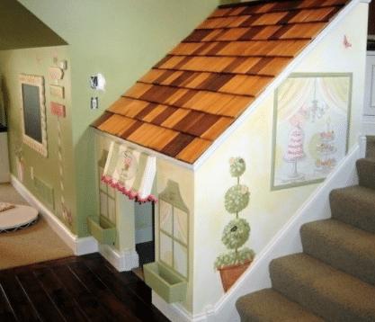 playroom idea - playhouse