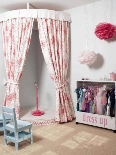 playroom idea - theater