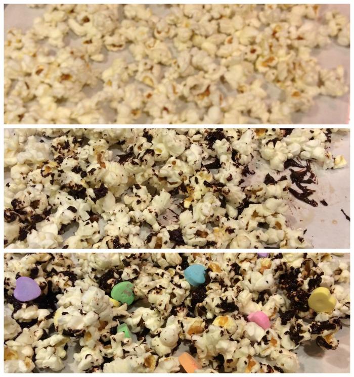 popcorn Valentine DIY