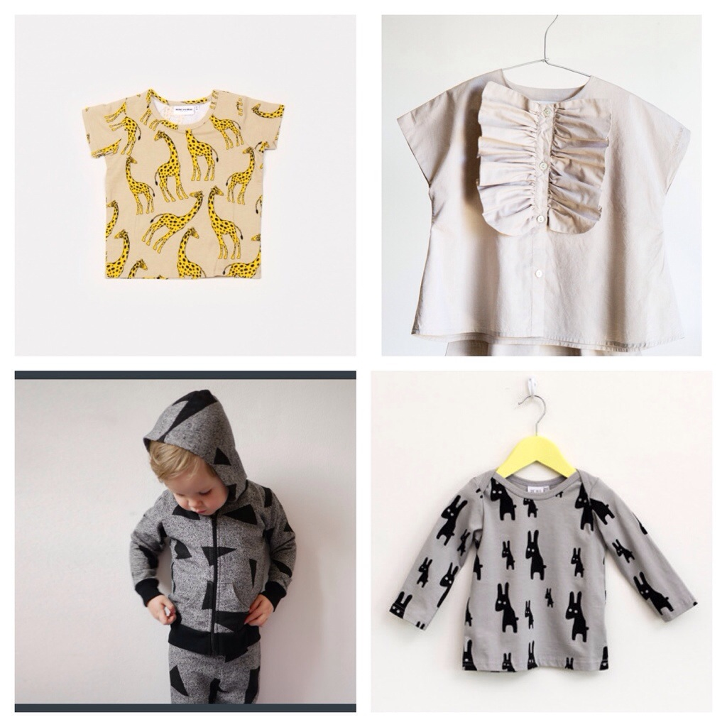 Trendy International Kids Clothing Lines