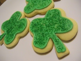 St Patrick's Day Treats