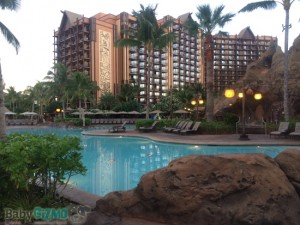 Aulani Pool