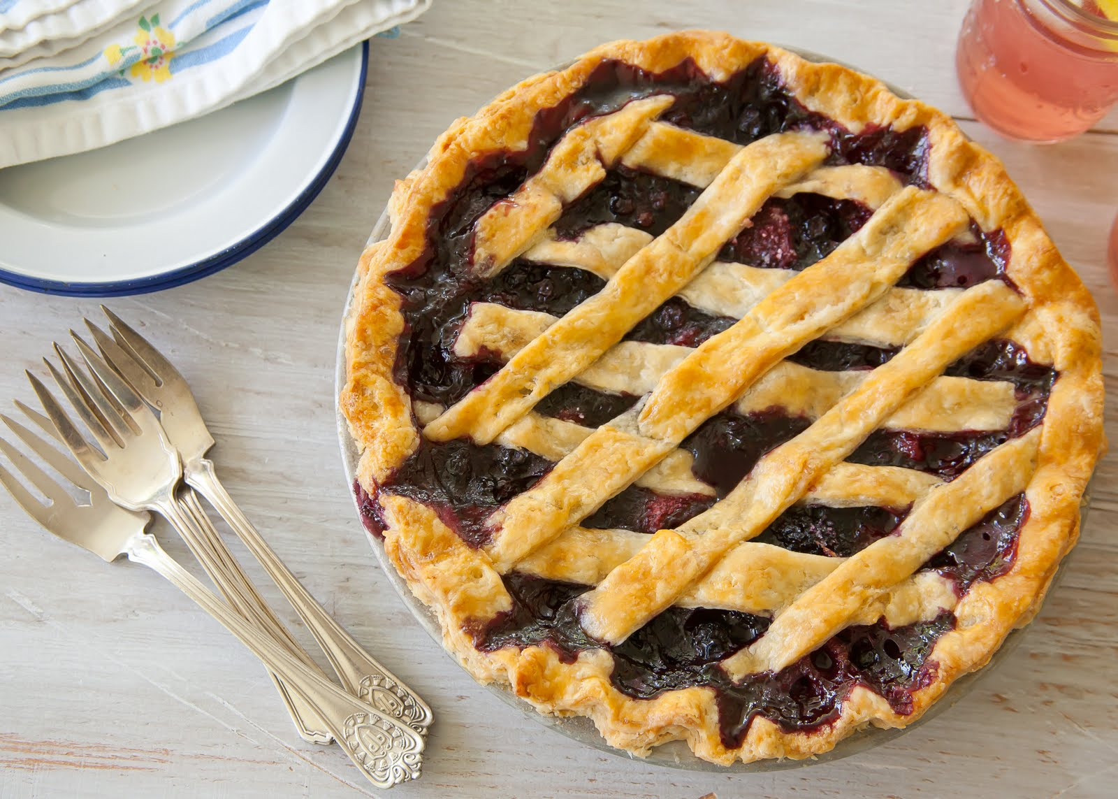Pie Recipes For Great American Pie Month