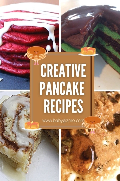 Creative Pancake Recipes