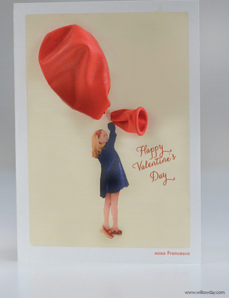 balloon valentine