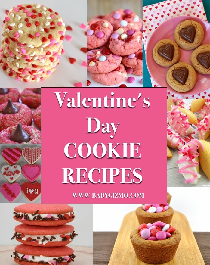The Best Valentine's Day Cookie Recipes