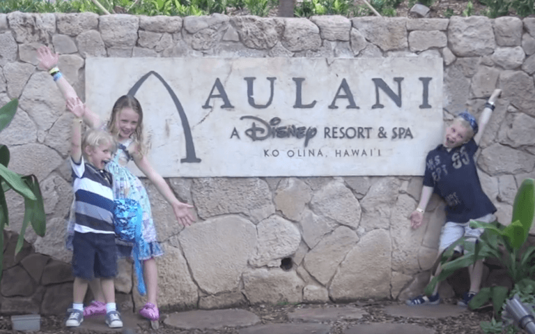 Learning at Disney Aulani Resort