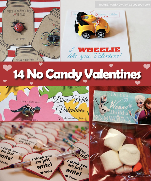 No Candy Valentines