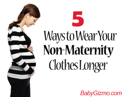 Non Maternity Clothes