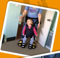 Wheelchair Bound Children Can Now Walk