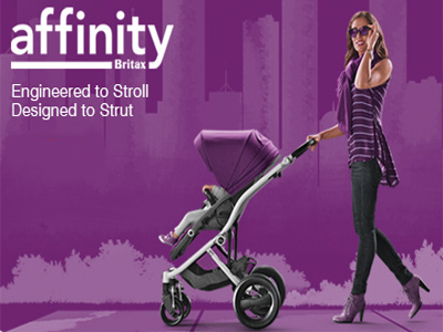 Britax Affinity Spotlight Video Review