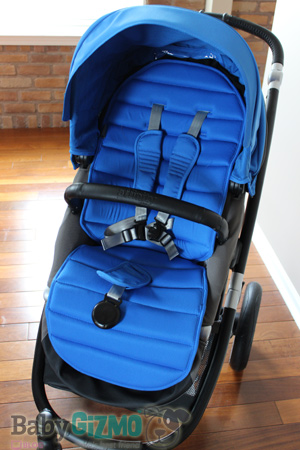 britax affinity spotlight video review baby gizmo. Black Bedroom Furniture Sets. Home Design Ideas
