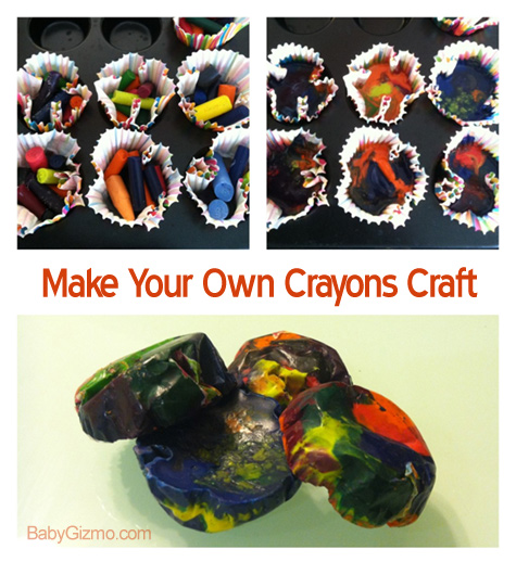 Crayon Craft