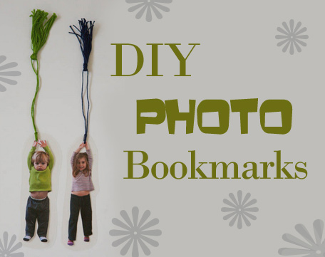 How to Make a Photo Bookmark