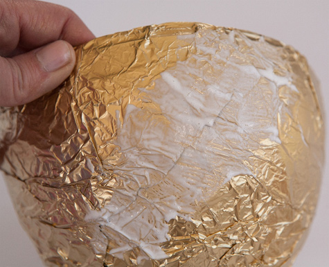 How to Make a Golden Egg
