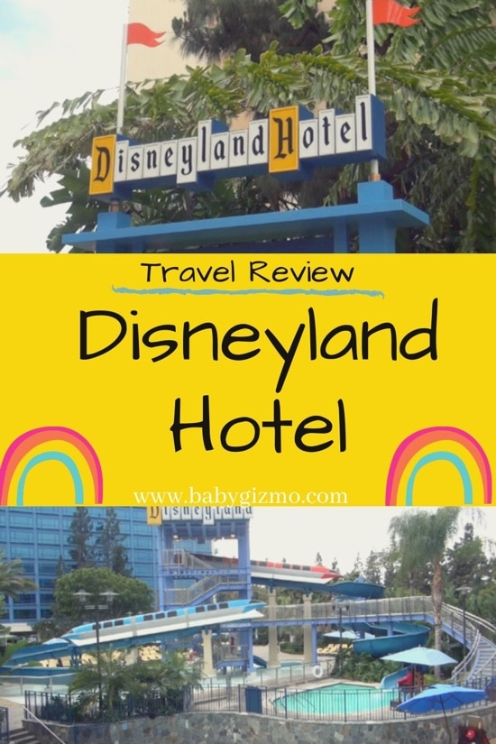Travel Review: Disneyland Hotel