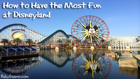 How to Have the Most Fun at Disneyland (VIDEO)