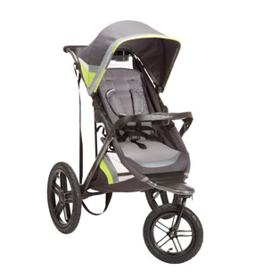urbini avi jogging stroller review video baby gizmo. Black Bedroom Furniture Sets. Home Design Ideas