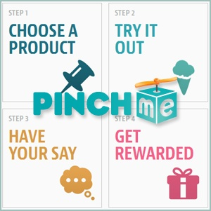 PINCHme Score Free Samples With PINCHme!