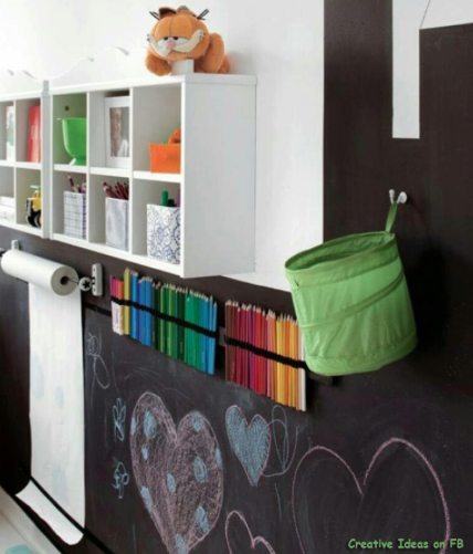 Playroom no credit Building a House with Pinterest   Playroom Edition