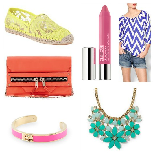 5 Easy Ways To Add Color To Your Wardrobe For Spring
