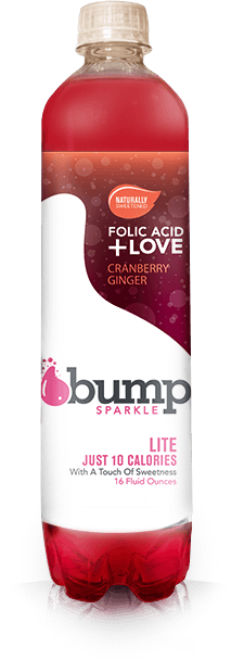 Bump Water: A New Beverage for Moms-to-Be