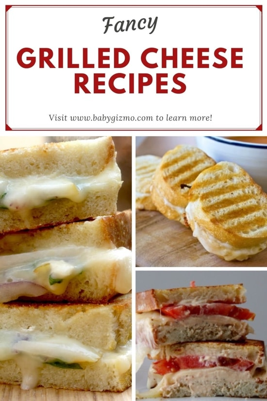 grilled cheese recipes