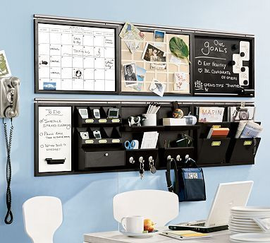 Office organizers for wall