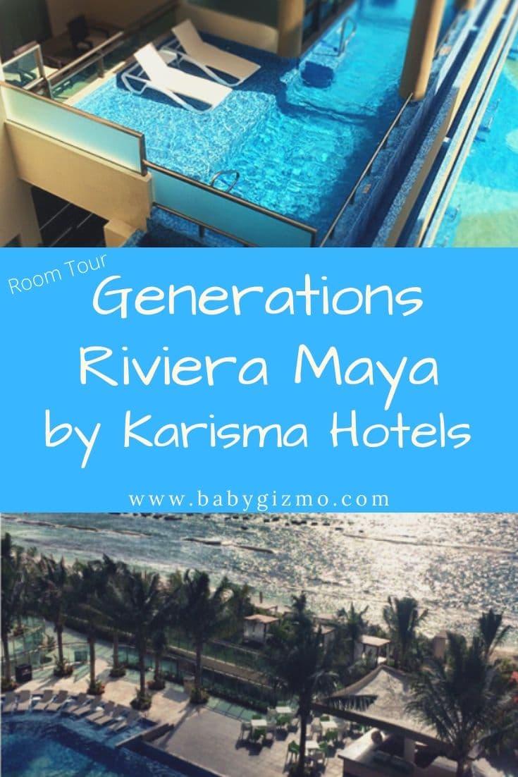 RIVIERA MAYA room tour