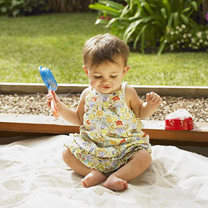 Tantrums and Dramas at the Sandbox