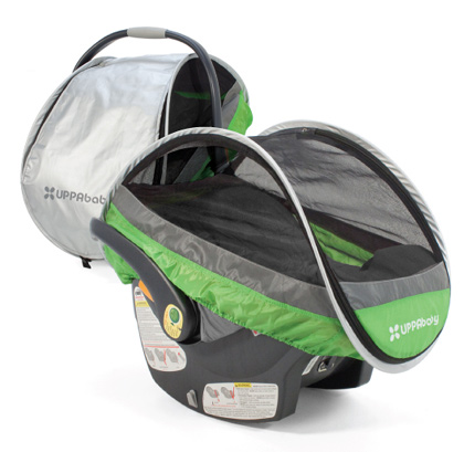 UPPAbaby Cabana to Keep Your Baby Protected (VIDEO)