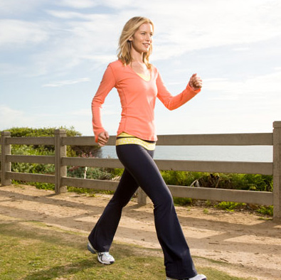 Get Fit By Starting a Spring Walking Challenge