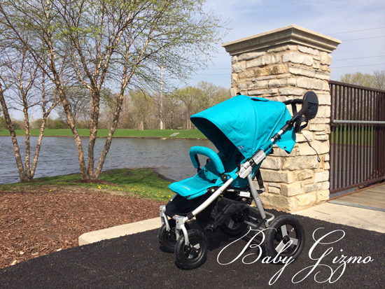 Indie4 Baby Gizmo Spotlight Review: Bumbleride Indie 4 Stroller (VIDEO)