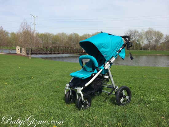 Indie4 2 Baby Gizmo Spotlight Review: Bumbleride Indie 4 Stroller (VIDEO)