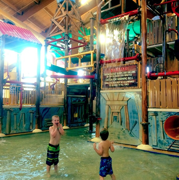 Wilderness Resorts Adds Fun New Features