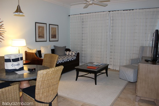 Beaches Resorts family room