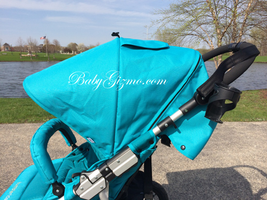 indie4 canopy Baby Gizmo Spotlight Review: Bumbleride Indie 4 Stroller (VIDEO)
