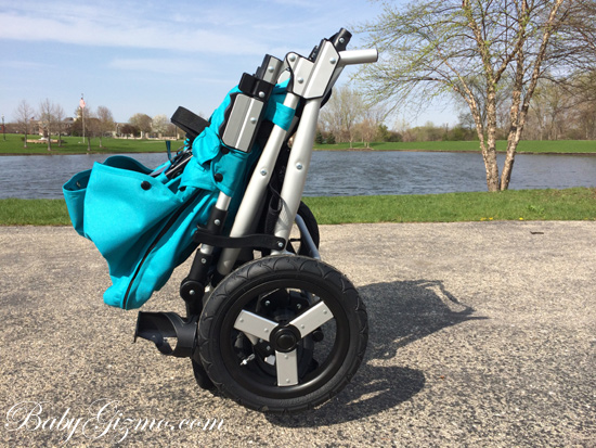 indie4 fold Baby Gizmo Spotlight Review: Bumbleride Indie 4 Stroller (VIDEO)