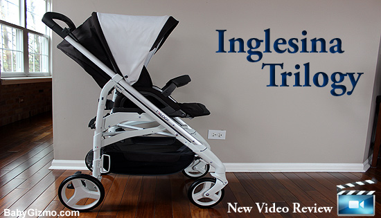 Baby Gizmo Spotlight Product Review: Inglesina Trilogy