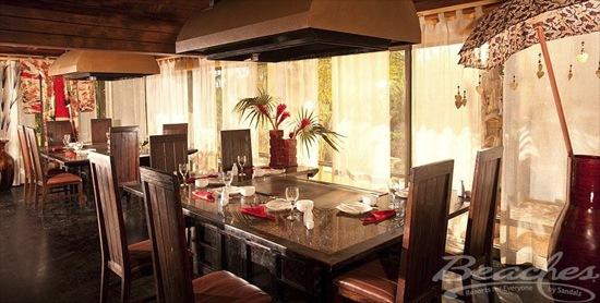 Beaches Resorts kimonos